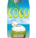 The newest coconut water to hit Canada