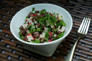 Heart-Healthy Black Bean Salad