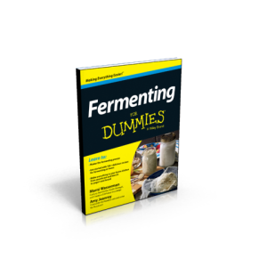 Fermenting For Dummies - Marni Wasserman