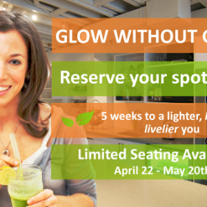 Glow Without Gluten 5-Week Series